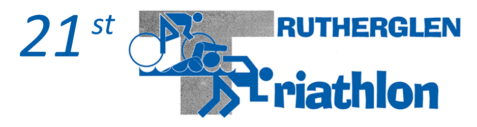 21st triathlon logo